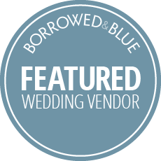 Moreau & Company Wedding Photography is a featured vendor on Borrowed & Blue!